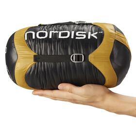 Nordisk Oscar -2° - Sac de couchage - L jaune/noir